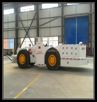 New style working underground vehicle for coal mining
