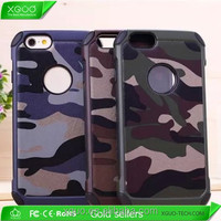 Stylish Mobile Phone Back Cover for iphone 6 in camouflage Beautiful Mobile Phone Back Cover