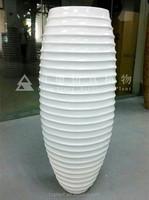 New Modern DIY Black Flower Vase Art Decorative Wall For Home Decoration