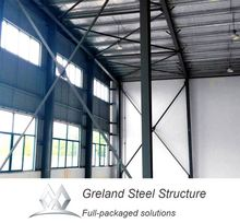 light gauge steel structure frame for warehouse or factory wholesale