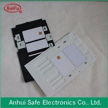High end offset printing pvc metro card with magnetic