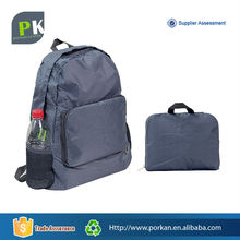 Foldable Utility Polyester School Bag for Teenagers