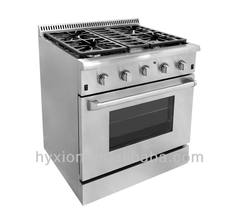 Wholesale Used Kitchen Appliance 4 Burners Gas Cooking Range Gas Cooker Gas Stove Buy Gas