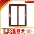 Puertas de aluminio con vidrio