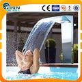 piscina de natación de la cascada de la piscina de aceroinoxidable equipo de ducha