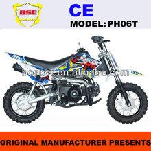 pit bike dirt bike 50cc kids automatic ce quality four stroke electric 70cc 90cc 110cc
