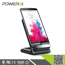 mobile phone charger display stand qi wireless charging pad fashion mobile accessories