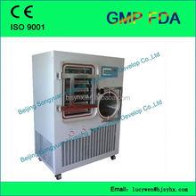 Factory price pilot scale fruit freeze drying machine