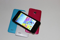 OEM no brand smartphone 4 inch Android 4.2 OS with MTK6572 dual core bluetooth factory supply low cost phone mobile