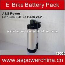 volt battery pack de e-bike 24 de batterie au lithium