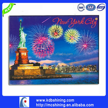 Beauty Handmade Lighting Cards to France/England/America