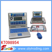 Children learning machine blue intellective children learning toy computer