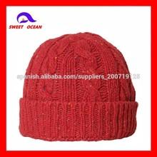 sombreros de punto personalizadas