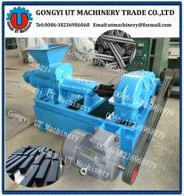 Gongyi UT Machinery Coal Rods Making Machine / Coal Sticks Briqutte Extruder/ Coal Briquete Pressing Machine