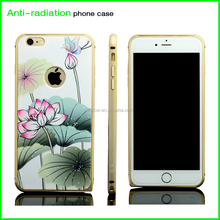 anti-radiation phone cover for mobile phone case custom printed
