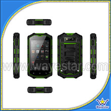4 inch Dual Sim Android 3G Rugged Dual Sim Mobile Phone No Name Made in China