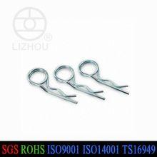 spring hair clip