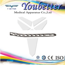 Bone plate Distal Tibial Medial Left and right Locking Plate orthopedic implants and instrument
