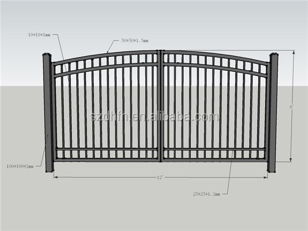 Compound Wall Gate Design Photos. Great Modern Compound Wall Design ...