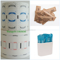 Chinese Paper Coated and Cutted Paper Roll for Sugar &Salt&Pepper Sachets