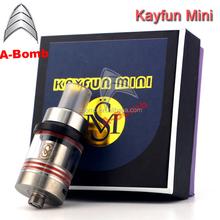 2015 Newest A-bomb kayfun mini clone/kayfun mini atomizer/kayfun mini