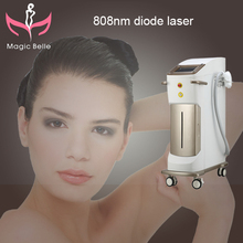 The powerful system of sim!!! 808nm diode laser hair removal machine/CE/Beauty Equipment