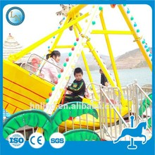 Indoor carnival ride park ship attractions Small Pirate Ship for sale