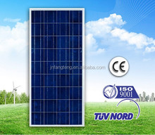 Best Price Per Watt Good Quality 130W-140W-150W-160W Poly Solar Panle