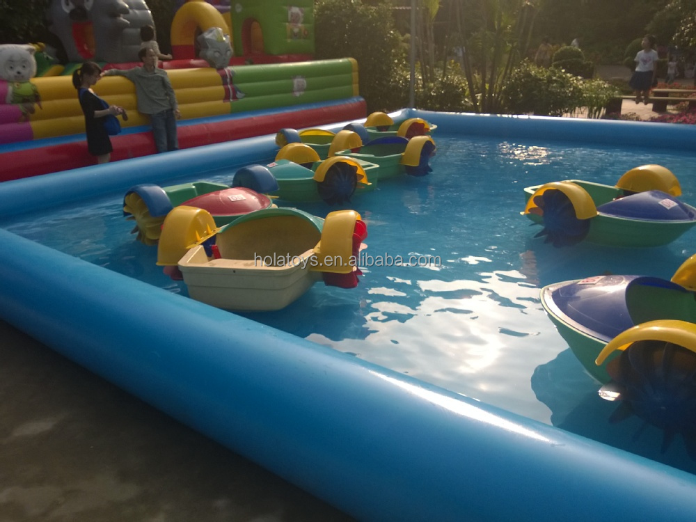 Hola inflables alquiler gran piscina inflable para la for Ventas piscinas inflables