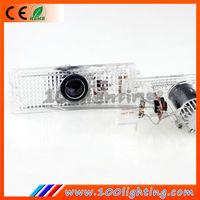 2015 china best selling 12V led car door logo laser projector light