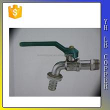 Long handle Zinc/brass upc faucet Bibcock for water LINB-517