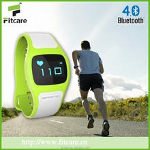 Smart wristband pedometers ,calorie counter heart rate monitor sport watch