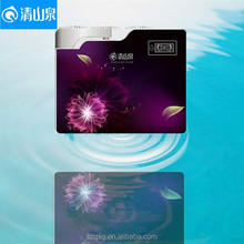 5 filter stages large water flow activated carbon water purifier