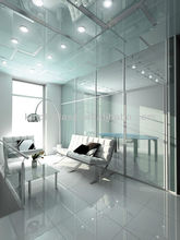 smart switchable glass for Command control center