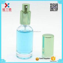 25ml wholesale fashion perfume atomizer,round shape prefume bottle