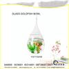 hanging glass goldfish bowl YGF1102HB