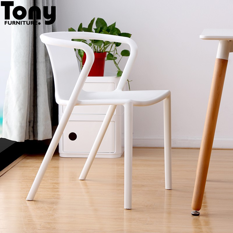 Classic living room furniture designer plastic chair buy for Plastic furniture for living room