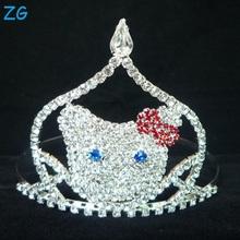 Cute Cat Crown Tiara Kids Tiaras, tiaras and crowns cheap, doll tiara and crowns
