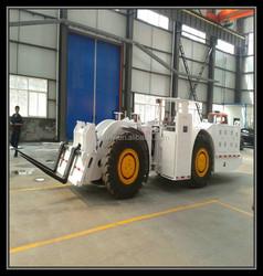 Material handling equipment diesel forklift van