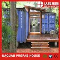 DAQUAN steel construction factory building/ware house/Remote office container houses