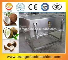 high quality stainless steel automatic coconut dehusking machine