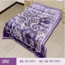 Hot-sale branded 2015new design knit blanket