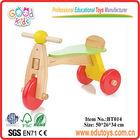 Bebê de madeira smart trike, crianças trike