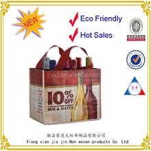 2014 new design eco non woven carry bag