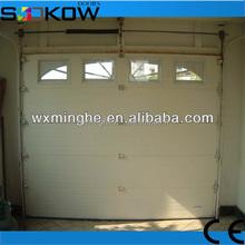 garage sectional doors/steel garage door/automatic garage sectional doors