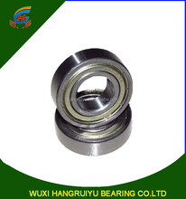 Less coefficient of friction pulley ball bearing supply 619/9
