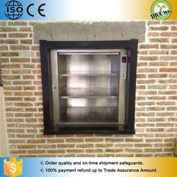 Collective Selective Control System Service Elevator, dumbwaiter elevator, dumbwaiter lift