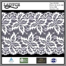 Sufficient supply and on-time delivery for lace fabric in FUJIIAN,CHINA