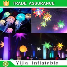 Best qiality Led light inflatable wedding decoration