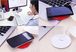 portable travel wireless mobile charger